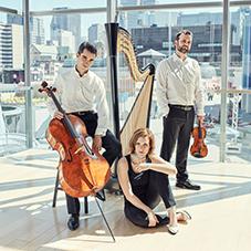 Valérie Milot, Antoine Bareil & Stéphane Tétreault